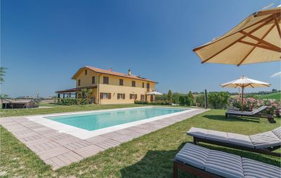 Photo for 6 bedroom accommodation in Ostra -AN-