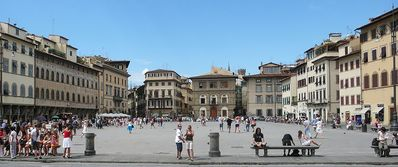 Photo for Attic with views in Piazza Santa Croce