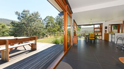 Photo for Huon Valley Luxury - River Views, free Wi-Fi, NBN