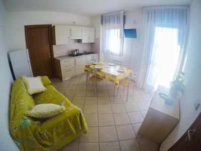 Photo for Comfortable two-room apartment near the beach and the center of Caorle