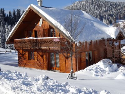 Photo for Chalet Villard de Lans, 8-10 Pers. 4 stars, panorama and kind.