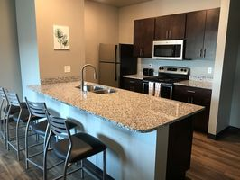 Photo for 2BR Apartment Vacation Rental in Ames, Iowa