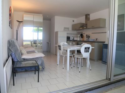 Photo for 2 bedroom Apartment, sleeps 6 in Canet-Plage with WiFi