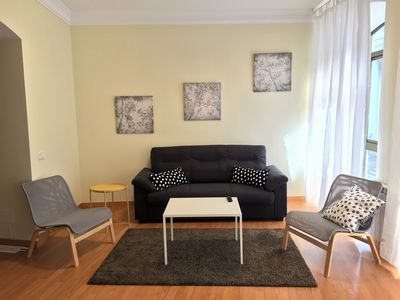 Photo for HUGE APARTMENT IN CORAZON DE MADRID WITH 170m2