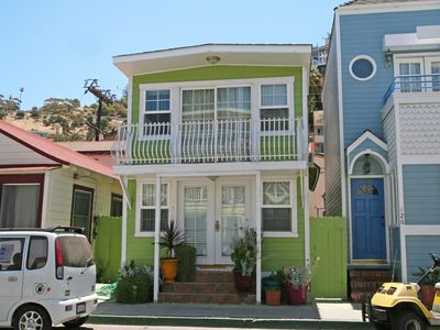 Photo for Nice Home, 1/2 Block to the Beach, A/C, Pet Friendly, WIFI.