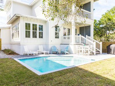 Photo for Private Pool! Golf Cart! Executive Access Home!