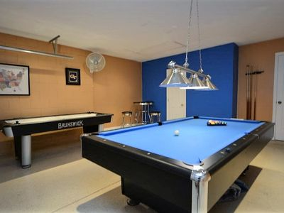 Photo for Private Screened-In Pool with Outdoor Spa | Games Room | Near Disney