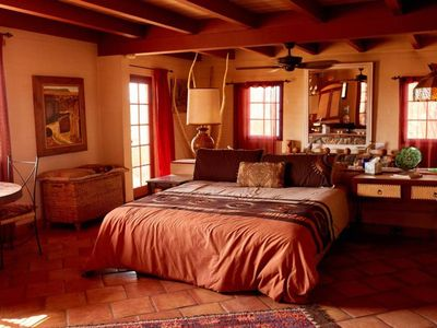 Photo for Adobe by Joshua Desert Retreats - One Bedroom House, Sleeps 3