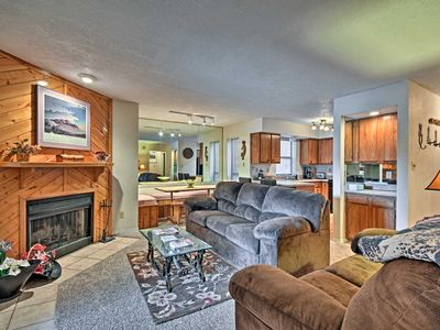Photo for Angel Fire Condo w/Private Hot Tub - Walk to Lifts