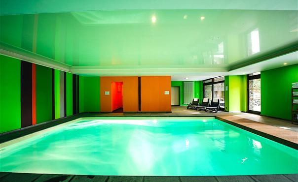 High Quality Holiday Home With Private Pool In The Belgian Ardens For 18+2  Persons