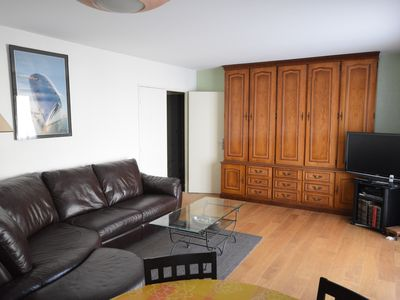 Photo for 3 room apartment in the metro Charenton Schools