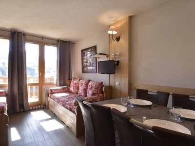 Photo for Refurnished apartment for 5 peoples of 28m² on the slopes