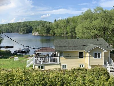 Photo for 4BR House Vacation Rental in Val-des-Monts, QC