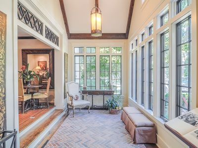 Photo for WOODMONT MANOR: Luxury Home/Pool - 10 min to Downtown Nashville.