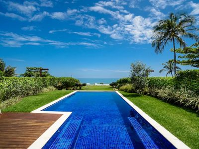 Photo for Luxury home, modern, new, sea front