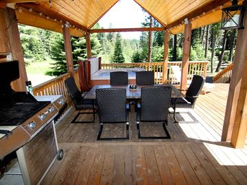 #33 The Cabins at Hyatt Lake - Sleeps 6 - Hot Tub