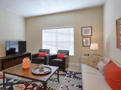 Photo for Beautiful home very modern/Private Pool/So close to Disney/Awesome resort/Wifi