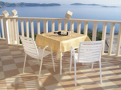 Photo for Apartment Mare in Dubrovnik/Soline - 4 persons, 1 bedrooms