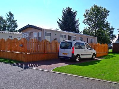 Photo for 32 Dayven Lodge, Boat of Garten Holiday Park