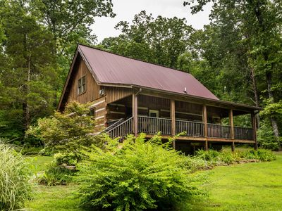 Photo for Boondock Vacation Log Cabin