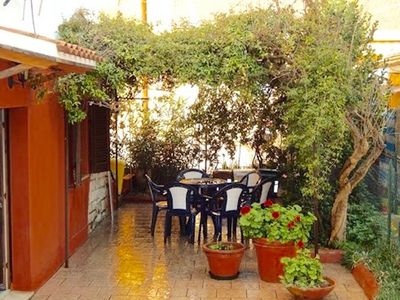 Photo for N20 - Numana, two-room apartment with garden 100 meters from the sea