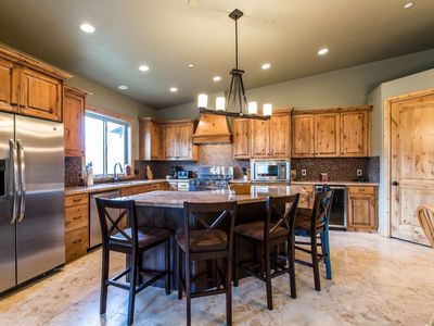 Photo for Perfect Family Getaway–NEW Private 8 Person Hot Tub, 2 Masters, Keyless Entry,Professionally Cleaned