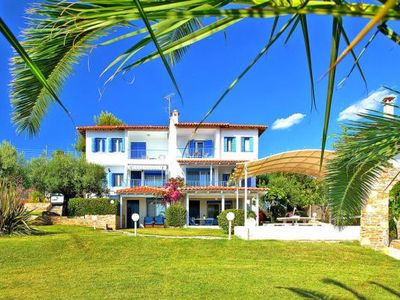 Photo for Holiday residence Acrotel Athena Villas, Elia Beach  in Halbinsel Sithonia - 4 persons, 2 bedrooms