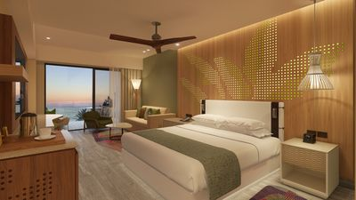 Photo for OCEAN VIEW JUNIOR SUITE KING/US$495/ALL