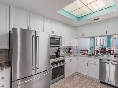 Aquarius- Awesome unit located directly on the Gulf of Mexico
