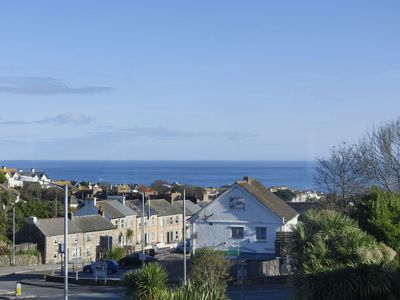 Photo for Lowena Studio St Ives, Contemporary Self Catering, Sea View, Parking & Wifi