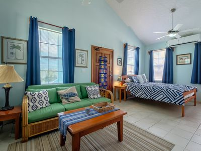 Photo for Sunset Beach Casita! - Detached bungalow, airy and light filled - private beach