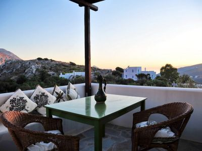 Photo for 1BR House Vacation Rental in Langada Aegiali amorgos