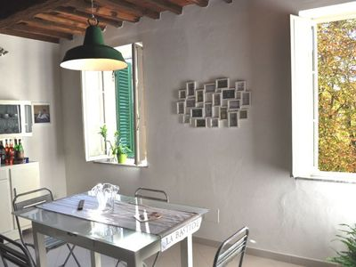 Photo for Apartment 70 m from the center of Lucca with Air conditioning, Washing machine (640584)