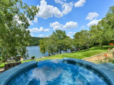 Photo for ARRIVE Authentic Lake Austin Bungalow | Up to 7 Beds | Boat Deck | Lake Front
