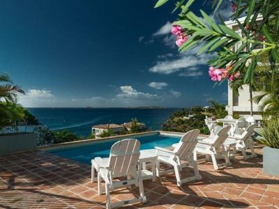 Photo for Luxury 2 Bed / 2 Bath * Pool * AC All Rooms *-Walk To Town * Amazing Views!
