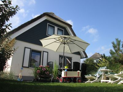 Photo for child-friendly Reet holiday villa near the beach, sauna, renovated, W-Lan, etc.