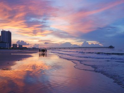 Close to all the attractions Myrtle Beach has to offer!