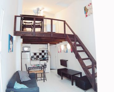 Photo for Furnished Studio Duplex 35m2 Built in 2015 CBA6