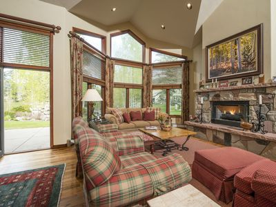 Photo for Incredible 6 Bedroom home in Arrowhead, Walk to Ski Lift! Pool & Hot Tub Access!