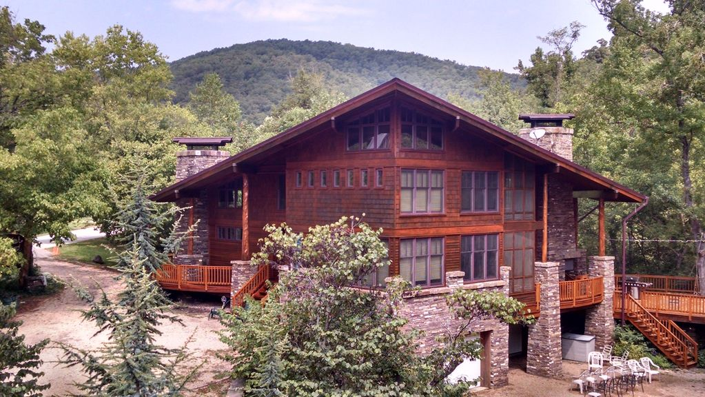 Luxury Cabin For 20 In The Ozarks Near The Buffalo River