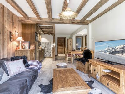 Photo for Very cosy apartment, in the heart of the village