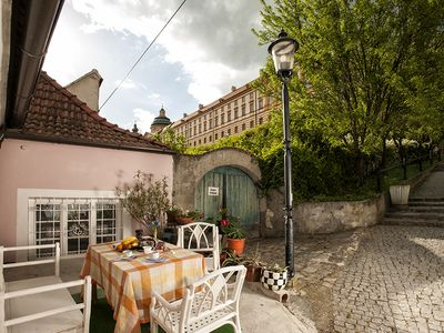 Photo for Apartment Under the most beautiful Baroque abbey of Melk in the world, the great Kuluturensembl