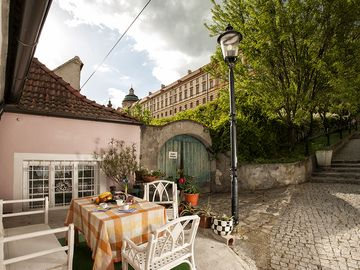Apartment Under the most beautiful Baroque abbey of Melk in the world, the great Kuluturensembl