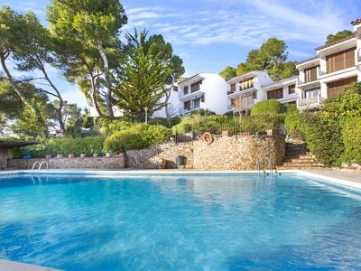 Photo for 2 bedroom Apartment, sleeps 4 in Llafranc with Pool and WiFi