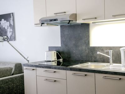 Photo for Apartment in the center of Jonzac with Lift, Parking, Internet, Washing machine (971071)