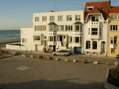 Photo for 2 Apartments with sea view on a pretty square overlooking the dam in 1900