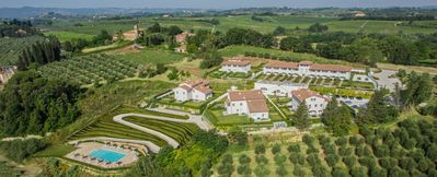 Photo for Hilton Grand Vacations Club Resort 2 Bedroom Villa near Florence and Pisa Italy