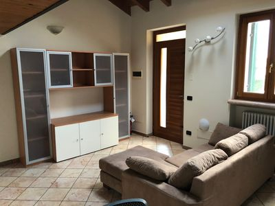 Photo for Villa Velar at 1 km. from the center of Lazise with Wifi, air-conditioning, Parking