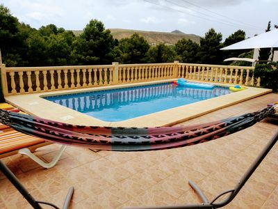 Photo for 4 bedroom villa in Javea with private pool
