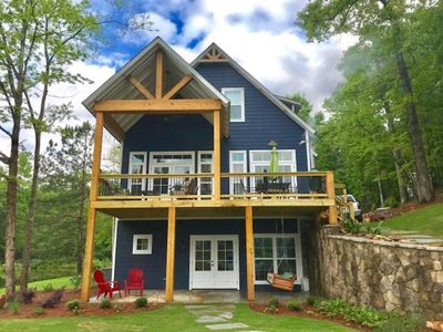 Photo for Lake Martin Rental only 1 minute from Chimney Rock